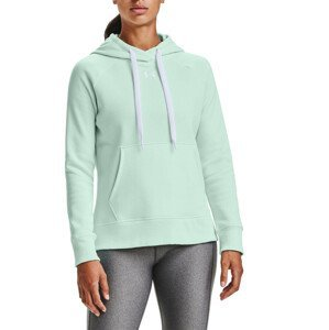 Mikina s kapucí Under Armour Rival Fleece HB Hoodie-GRN