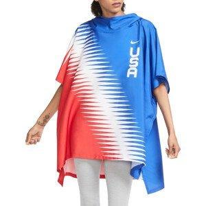 Bunda s kapucí Nike U NK USA MARATHONER JKT