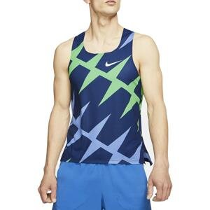 Tílko Nike M NK AEROSWIFT SINGLET RD