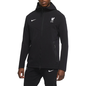 Mikina s kapucí Nike Liverpool FC Tech Pack Hoodie