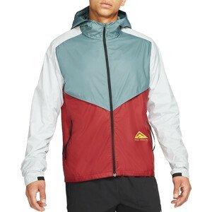 Bunda s kapucí Nike M NK SF TRAIL WINDRUNNER JKT