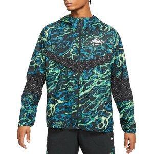 Bunda s kapucí Nike  Windrunner Wild Run
