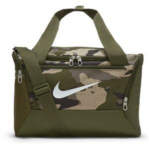 Taška Nike  Brasilia Camo Training Duffel Bag (Extra Small)