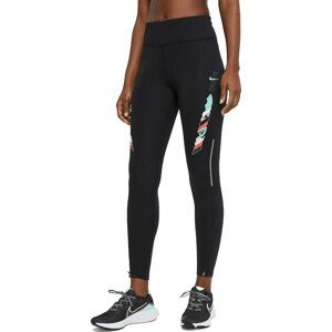 Legíny Nike  Epic Fast Tokyo Women s Mid-Rise 7/8 Running Leggings