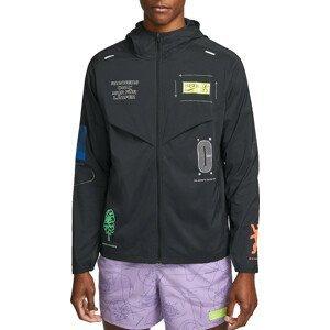 Bunda s kapucí Nike M NK RPL UV BERLIN WNDRNR J