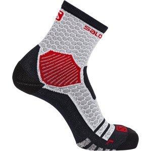 Ponožky Salomon NSO LONG RUN CREW