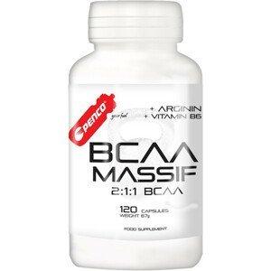 Tablety PENCO BCAA MASSIF 120 capsules