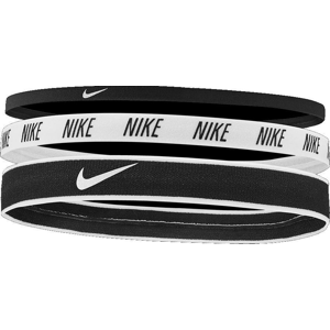 Čelenka Nike  MIXED WIDTH HEADBANDS 3PK