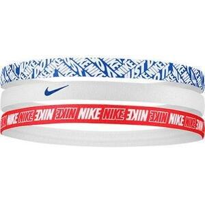 Čelenka Nike PRINTED HEADBANDS 3PK