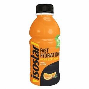 Nápoj Isostar ISOSTAR 500ml PET Orange