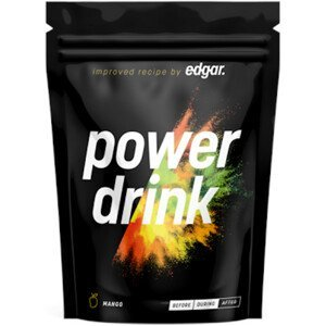 Nápoj Edgar Powerdrink Mango 600g