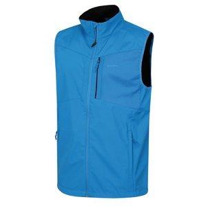 Husky  Salien M XXL, modrá Pánská softshellová vesta