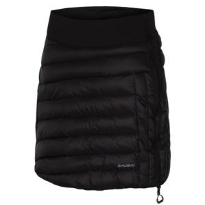 Husky  Freez L S, černá Dámská zimní sukně