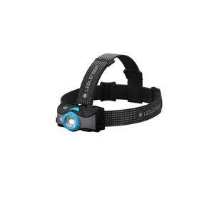 Led Lenser  Led Lenser MH7 černá/modrá Čelovka