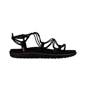 Teva  Voya Infinity L EU 40, černá Dámské sandále