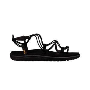 Teva  Voya Infinity L EU 42, černá Dámské sandále