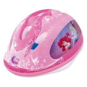Cyklo helma 3D Disney Princess Velikost 53-56