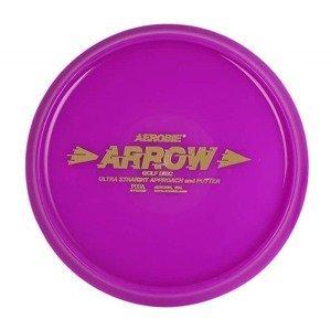 Létající talíř Aerobie ARROW fialový, disc golf