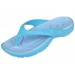 žabky QUIVA barva: žlutá;velikost (obuv / ponožky): EU 35-36