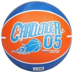 Print basketbalový míč barva: žlutá;velikost míče: č. 7