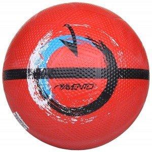 Street Football II fotbalový míč barva: červená;velikost míče: č. 5