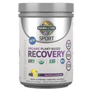 Sport Organic Plant-Based Recovery – regenerace svalů 446g