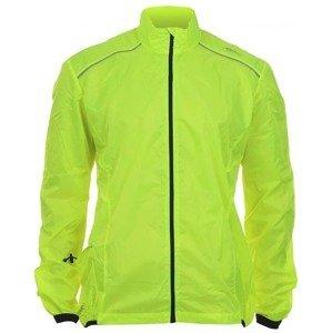 CJ-81 cyklistická bunda barva: žlutá reflexní;velikost oblečení: M