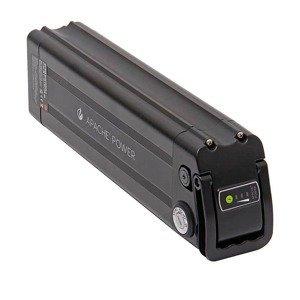 Baterie Apache Power S1 páteřová Li-Ion 36V 10,4 Ah/374 Wh černá