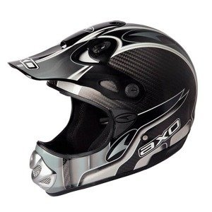 Motokrosová přilba AXO MM Carbon Evo Barva černá, Velikost XS (53-54)