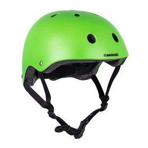 Freestyle helma Kawasaki Kalmiro Barva zelená, Velikost S/M (54-58)