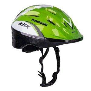 Cyklo přilba Kawasaki Shikuro Barva zelená, Velikost S (48-50)