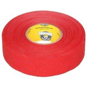 Textilní páska na hokej 23 m x 2,4 cm barva: růžová