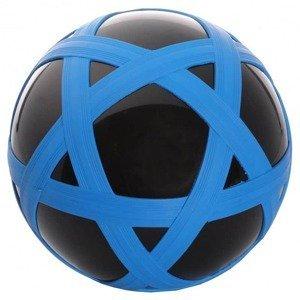 Cross Ball gumový míč barva: černá-modrá