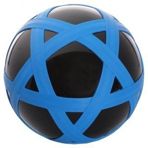 Cross Ball gumový míč barva: černá-zelená