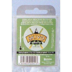 Lyžařský vosk SKIVO PA zelený - zelená