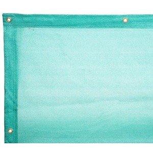 Merco Professional zástěna na tenisové kurty 2 x 50 m zelená tm.