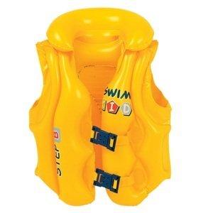 Dětská nafukovací plavecká vesta Swim B - 46 x 42 cm