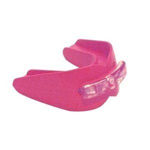 Chrániče zubů EVERLAST Single - růžové