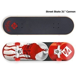 Street Surfing Cannon