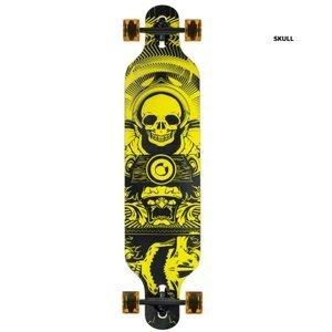 Longboard NILS Extreme Skull