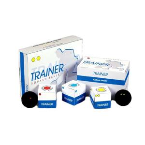 Squashové míčky MERCO Trainer - 1ks