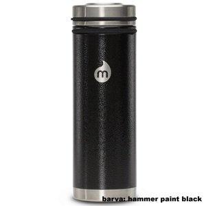 Termoska MIZU V7 V-Lid 0,7 l - černá