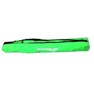 Obal na dětské lyže KÖNIG Tubus Junior zelený - vel. 110 cm