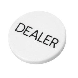 Poker dealer button MASTER