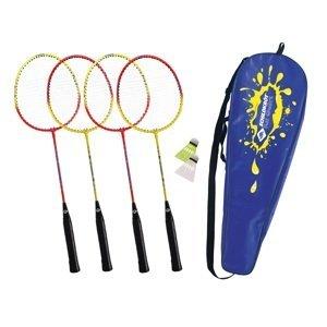 Badmintonový set SCHILDKROT - 4 hráči