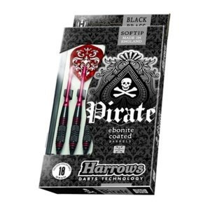 Harrows Pirate 18gK Red