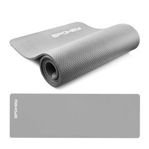 Podložka na cvičení SPOKEY Softmat - šedá