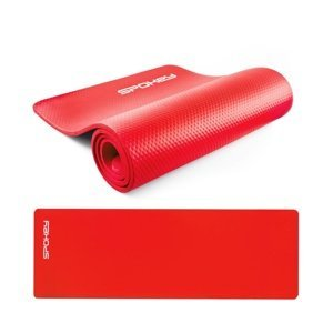 Podložka na cvičení SPOKEY Softmat - červená