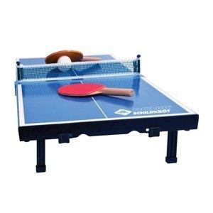 Set na stolní tenis se stolem SCHILDKROT Mini