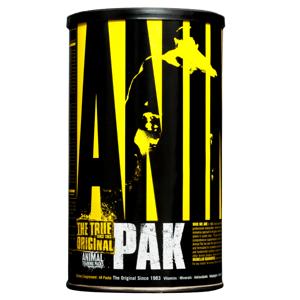 Animal Pak 44 balíčků bez příchuti - Universal Nutrition